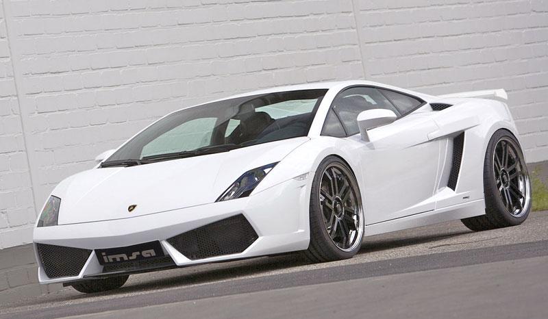 Lamborghini Gallardo LP560-4 od IMSA: - fotka 2