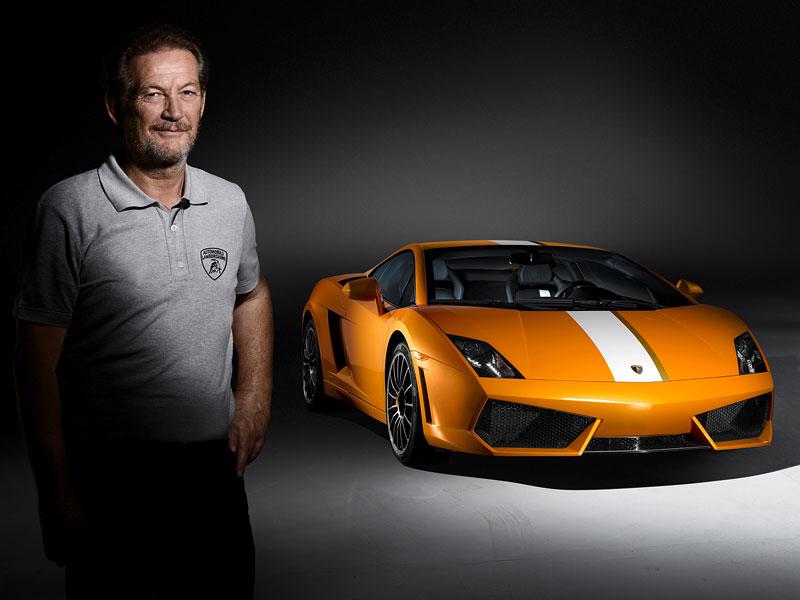 Lamborghini Gallardo LP550-2 Valentino Balboni: zadokolková limitka: - fotka 4