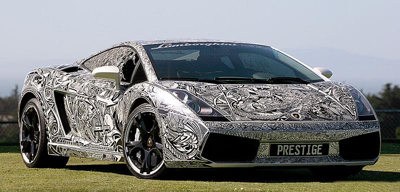 Lamborghini Gallardo s kérkou: - fotka 5