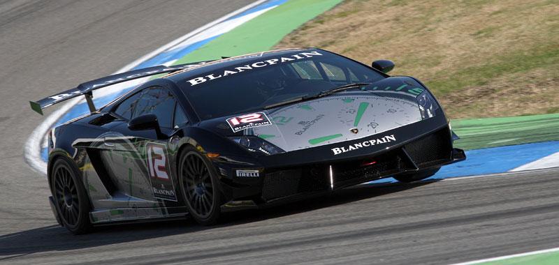 Lamborghini Blancpain Super Trofeo: nový název pro nový seriál závodů: - fotka 7