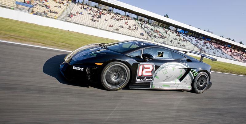 Lamborghini Blancpain Super Trofeo: nový název pro nový seriál závodů: - fotka 8