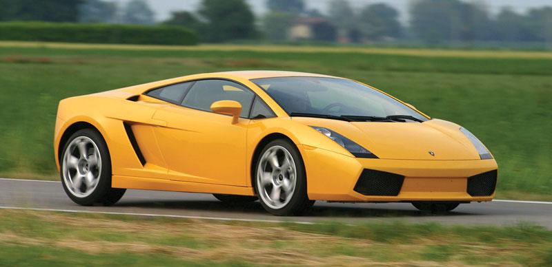 Lamborghini Gallardo: vyrobeno už 10 tisíc exemplářů: - fotka 6