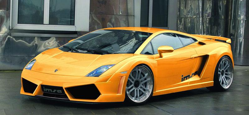 Lamborghini Gallardo LP560-4 od IMSA: - fotka 5