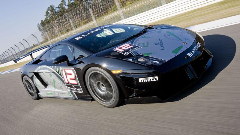 Lamborghini Blancpain Super Trofeo: nový název pro nový seriál závodů: - fotka 9