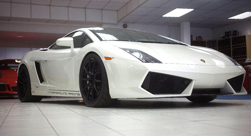 Lamborghini Gallardo Twin Turbo nabízí až 2200 koní: - fotka 7