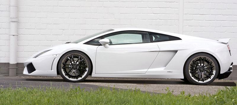Lamborghini Gallardo LP560-4 od IMSA: - fotka 6
