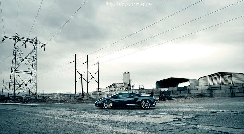 Lamborghini Superleggera LP570-4 Blancpain Edition by Jordan Shiraki: - fotka 5