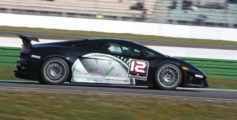 Lamborghini Blancpain Super Trofeo: nový název pro nový seriál závodů: - fotka 11