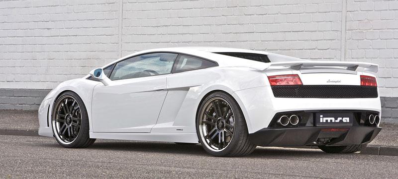 Lamborghini Gallardo LP560-4 od IMSA: - fotka 7