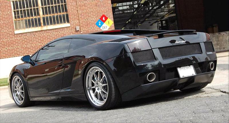 Lamborghini Gallardo Twin Turbo: 1500 koní od Underground Racing: - fotka 2