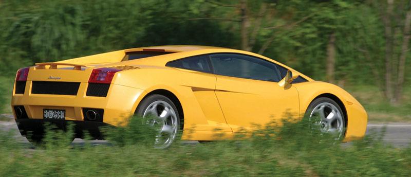 Lamborghini Gallardo: vyrobeno už 10 tisíc exemplářů: - fotka 10