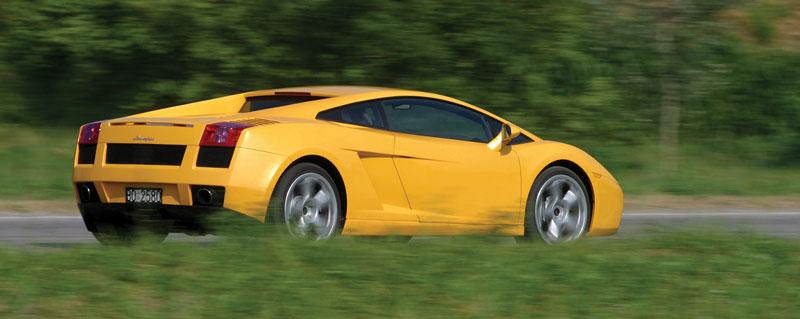 Lamborghini Gallardo: vyrobeno už 10 tisíc exemplářů: - fotka 11