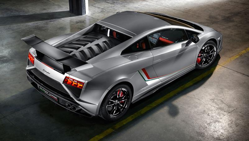 Lamborghini Gallardo LP-570-4 Squadra Corse: Super Trofeo pro silnice: - fotka 9