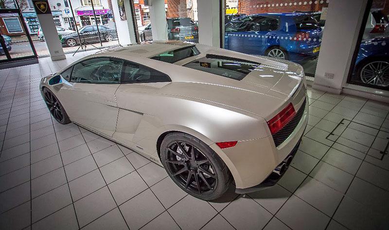 Lamborghini Gallardo Twin Turbo nabízí až 2200 koní: - fotka 11