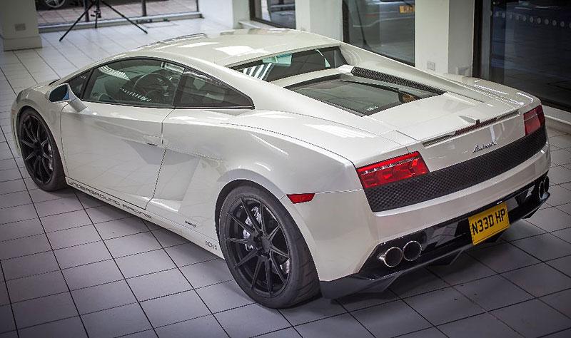 Lamborghini Gallardo Twin Turbo nabízí až 2200 koní: - fotka 12