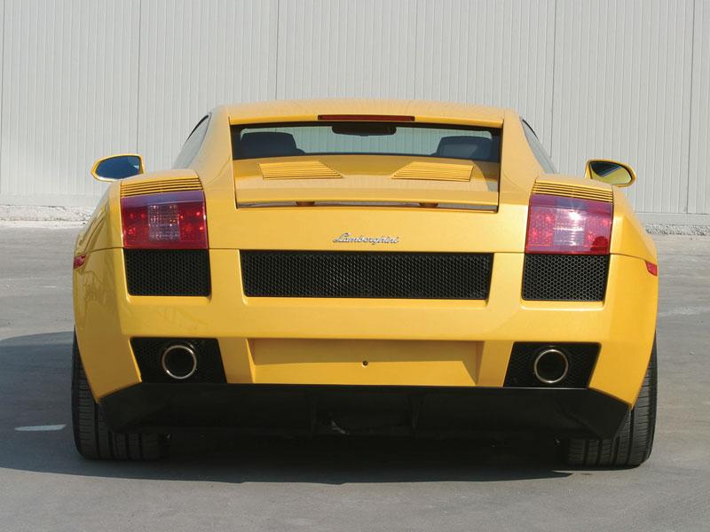 Lamborghini Gallardo: vyrobeno už 10 tisíc exemplářů: - fotka 13