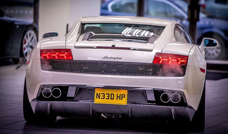 Lamborghini Gallardo Twin Turbo nabízí až 2200 koní: - fotka 13