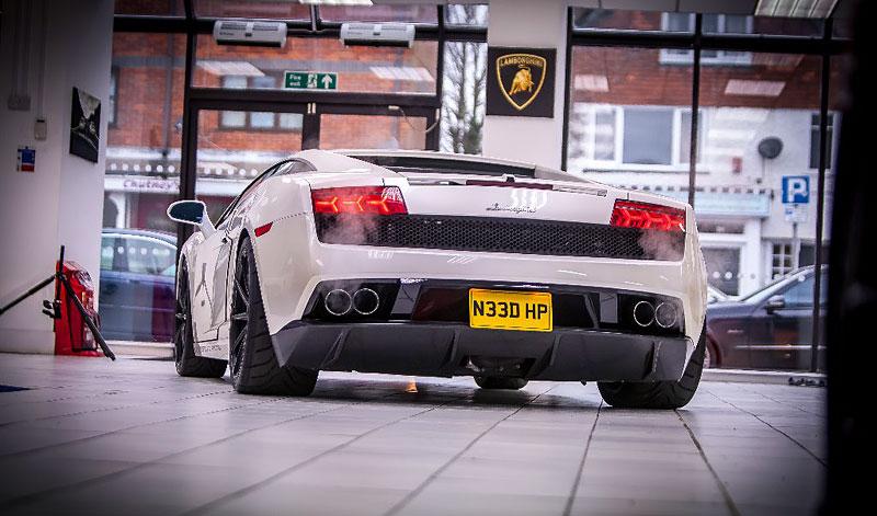 Lamborghini Gallardo Twin Turbo nabízí až 2200 koní: - fotka 14