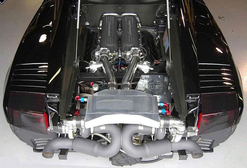 Lamborghini Gallardo Twin Turbo: 1500 koní od Underground Racing: - fotka 3