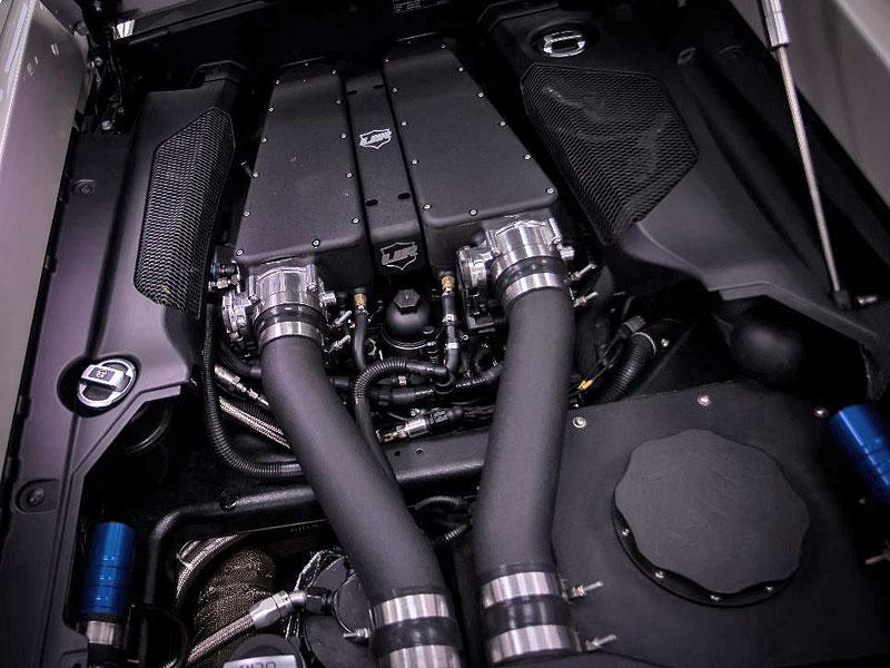 Lamborghini Gallardo Twin Turbo nabízí až 2200 koní: - fotka 15