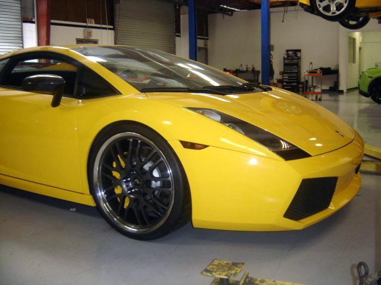 Lamborghini Gallardo od Heffner Performance: - fotka 10