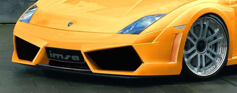 Lamborghini Gallardo LP560-4 od IMSA: - fotka 8