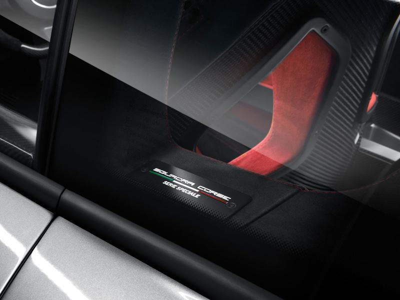 Lamborghini Gallardo LP-570-4 Squadra Corse: Super Trofeo pro silnice: - fotka 11