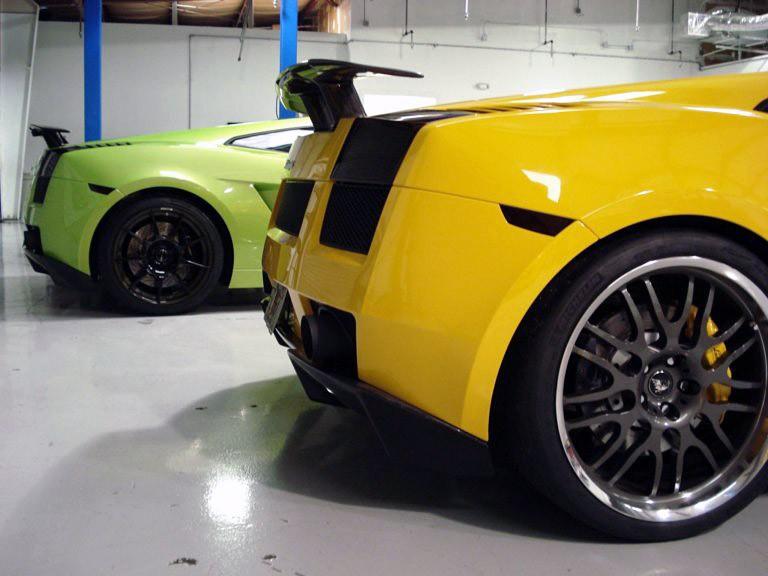 Lamborghini Gallardo od Heffner Performance: - fotka 11