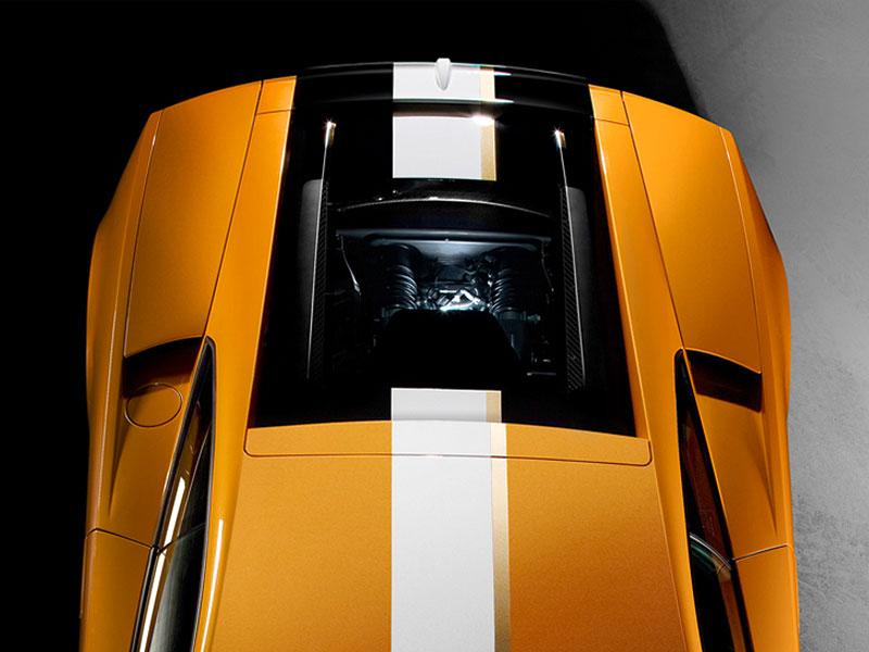 Lamborghini Gallardo LP550-2 Valentino Balboni: zadokolková limitka: - fotka 8