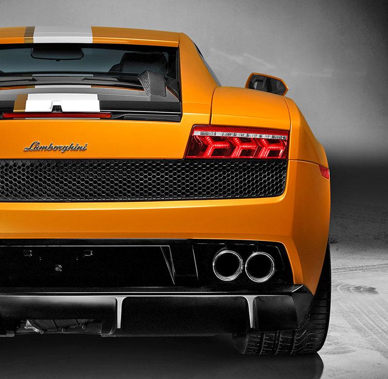 Lamborghini Gallardo LP550-2 Valentino Balboni: zadokolková limitka: - fotka 9