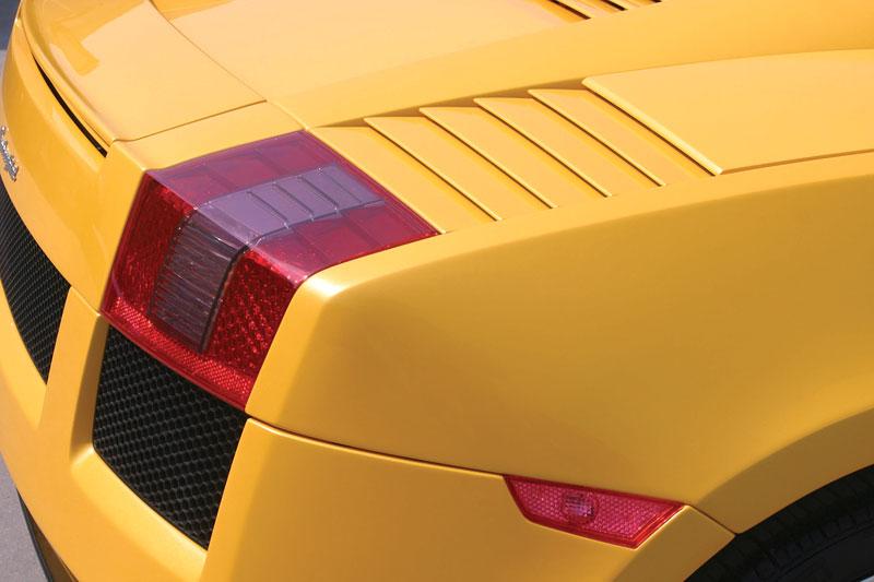 Lamborghini Gallardo: vyrobeno už 10 tisíc exemplářů: - fotka 18