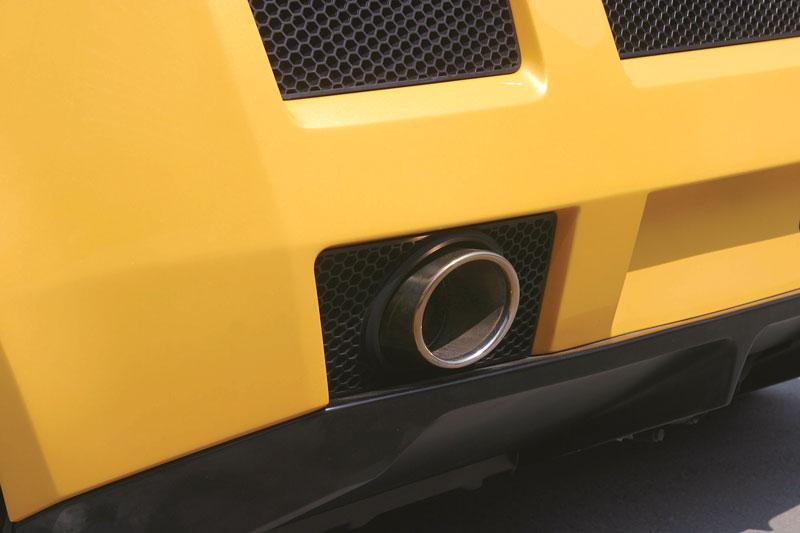 Lamborghini Gallardo: vyrobeno už 10 tisíc exemplářů: - fotka 19