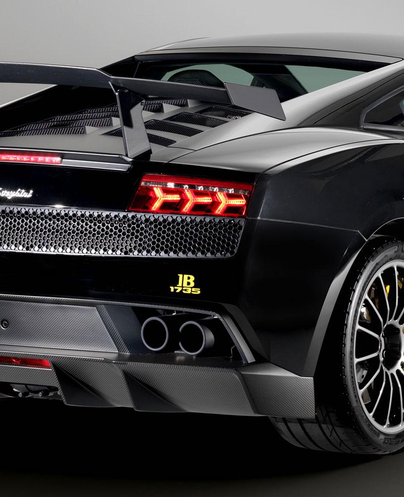 Lamborghini Gallardo LP 570-4 Blancpain Edition: limitka na počest závoďáků: - fotka 9