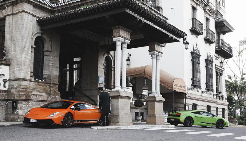 Lamborghini Gallardo LP 570-4 Superleggera: nové akční fotky: - fotka 12