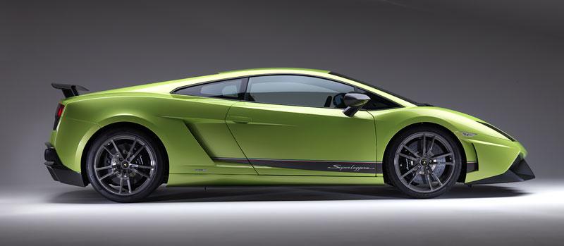 Lamborghini Gallardo LP 570-4 Superleggera: nové akční fotky: - fotka 13