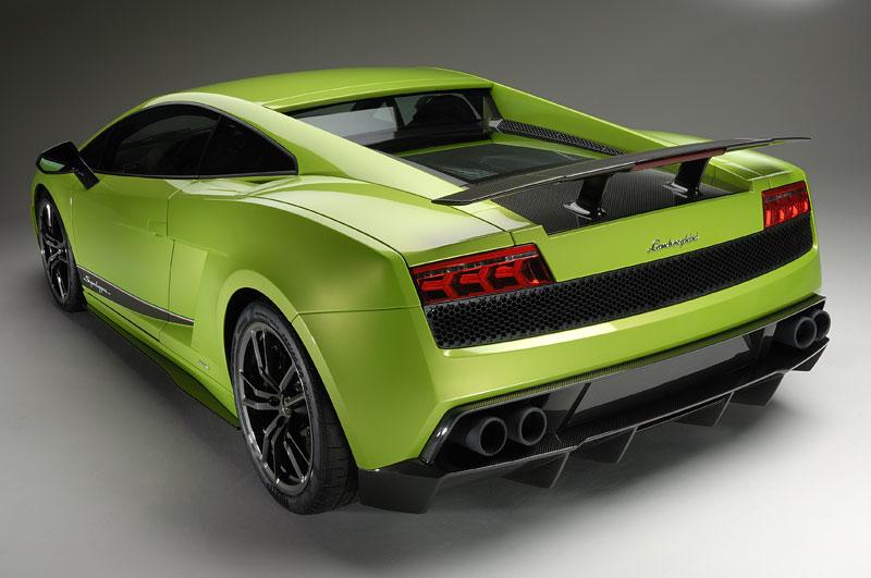Ženeva 2010: Lamborghini Gallardo LP 570-4 Superleggera oficiálně: - fotka 8