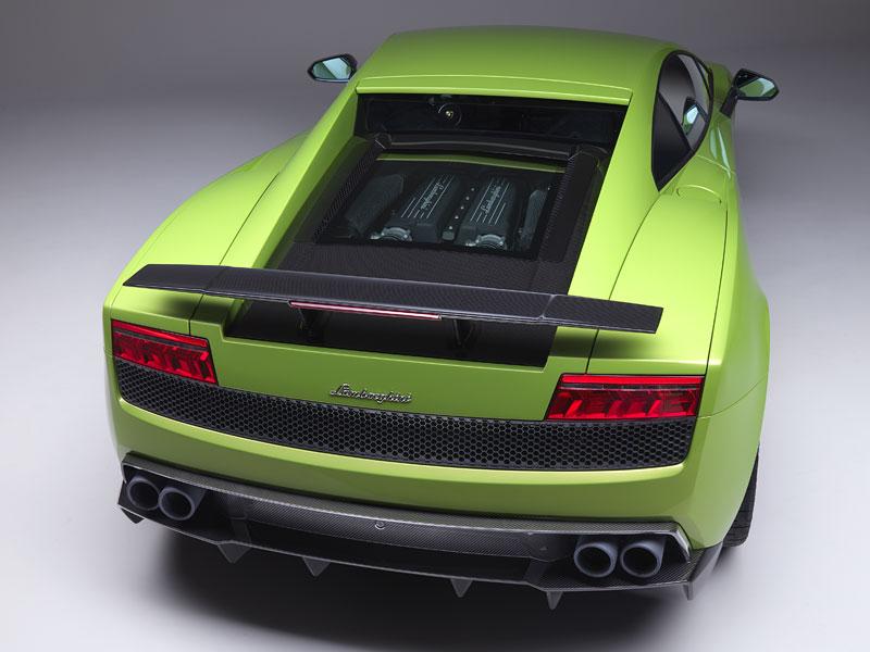 Ženeva 2010: Lamborghini Gallardo LP 570-4 Superleggera oficiálně: - fotka 10