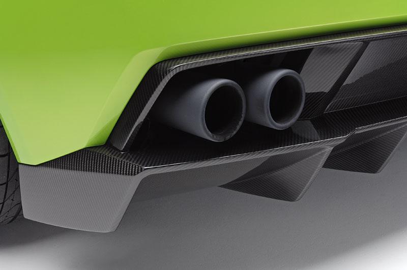 Ženeva 2010: Lamborghini Gallardo LP 570-4 Superleggera oficiálně: - fotka 14