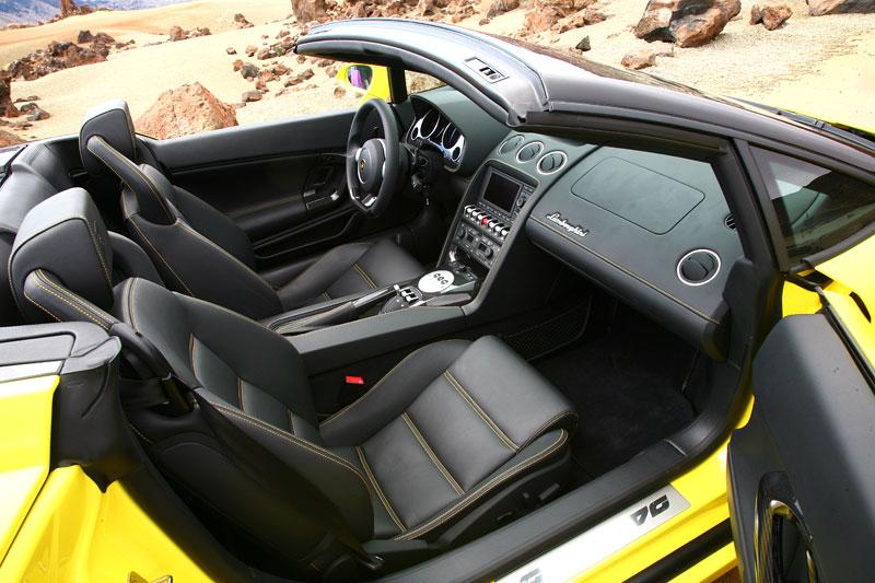 Lamborghini Gallardo: vyrobeno už 10 tisíc exemplářů: - fotka 45