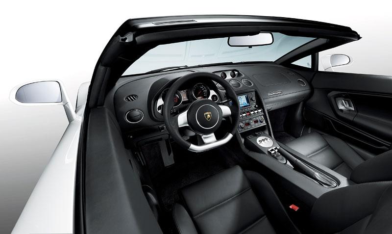 Lamborghini Gallardo LP 560-4 Spyder: facelift roadsteru odhalen -DOPLNĚNO: - fotka 1
