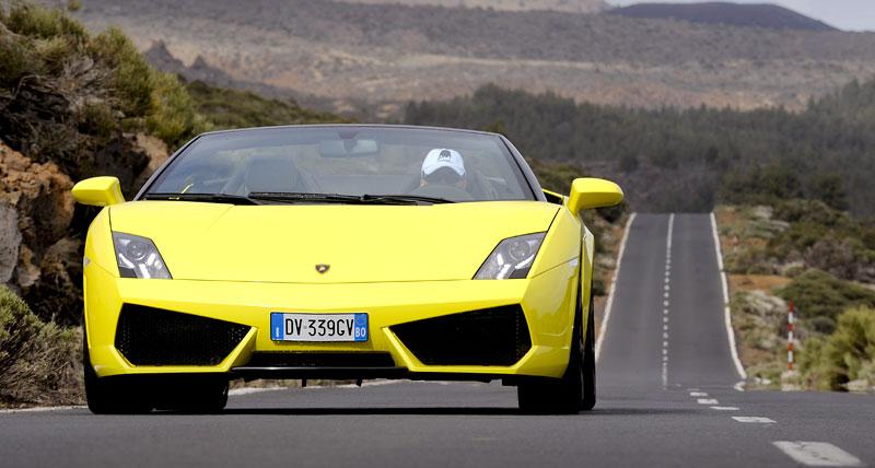 Lamborghini Gallardo: vyrobeno už 10 tisíc exemplářů: - fotka 57