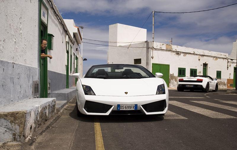 Lamborghini Gallardo: vyrobeno už 10 tisíc exemplářů: - fotka 61