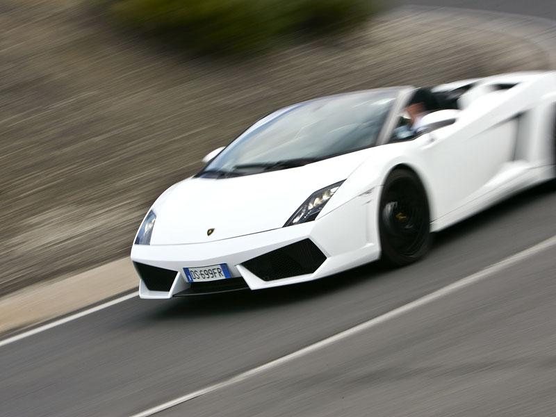 Lamborghini Gallardo: vyrobeno už 10 tisíc exemplářů: - fotka 71