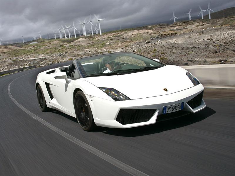 Lamborghini Gallardo: vyrobeno už 10 tisíc exemplářů: - fotka 74
