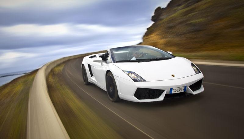 Lamborghini Gallardo: vyrobeno už 10 tisíc exemplářů: - fotka 75