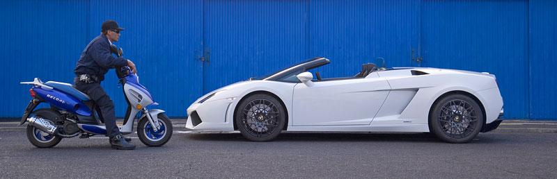 Lamborghini Gallardo: vyrobeno už 10 tisíc exemplářů: - fotka 81