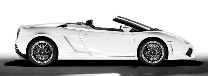 Lamborghini Gallardo: vyrobeno už 10 tisíc exemplářů: - fotka 76