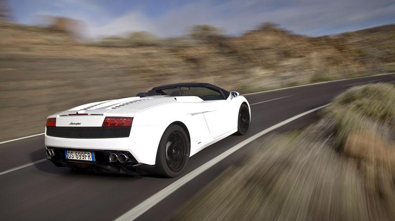 Lamborghini Gallardo: vyrobeno už 10 tisíc exemplářů: - fotka 89