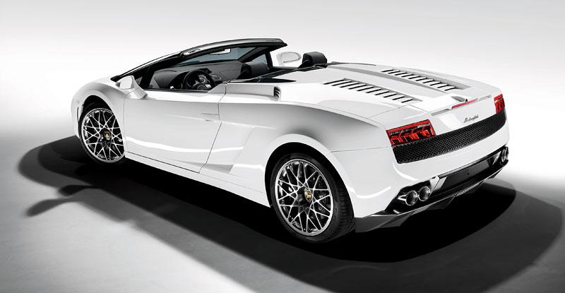 Lamborghini Gallardo LP 560-4 Spyder: facelift roadsteru odhalen -DOPLNĚNO: - fotka 8