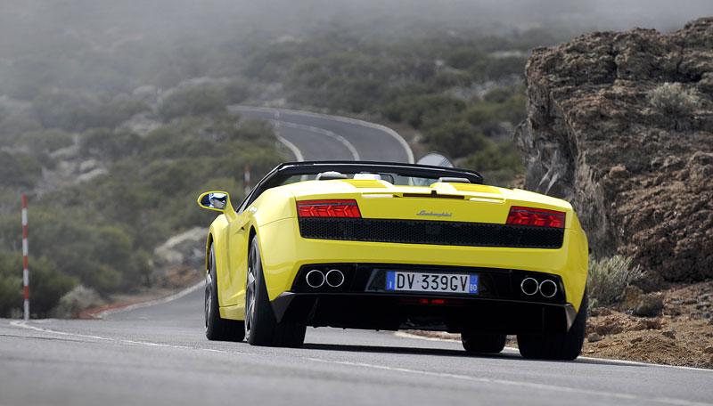 Lamborghini Gallardo: vyrobeno už 10 tisíc exemplářů: - fotka 94